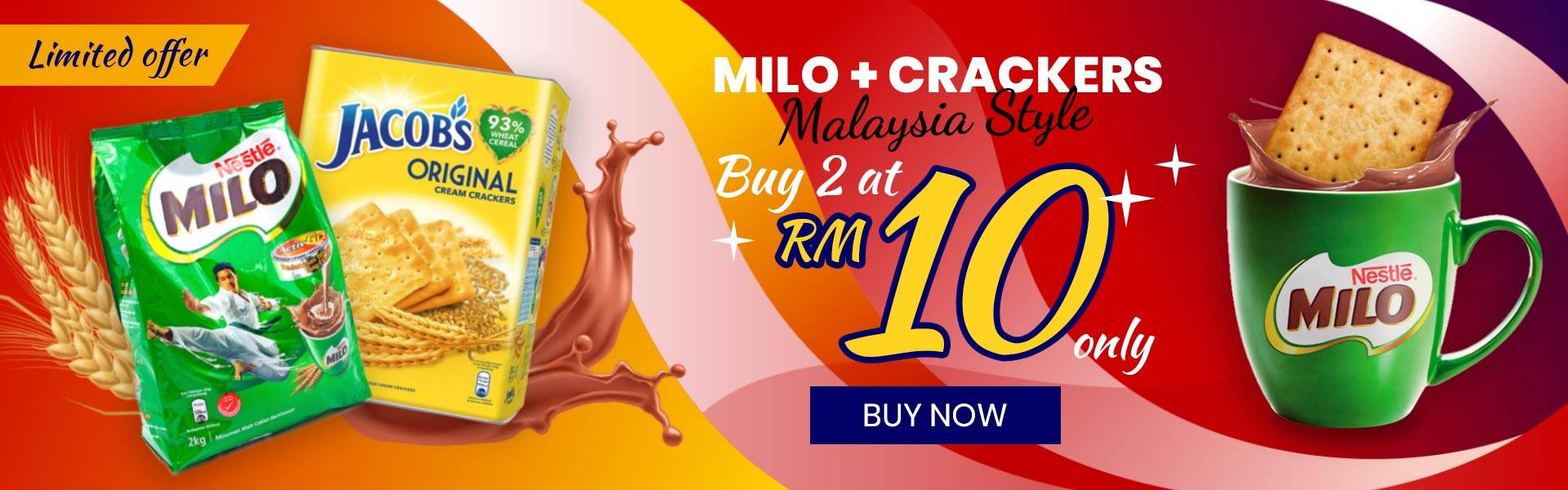 RM10 for Malaysian
